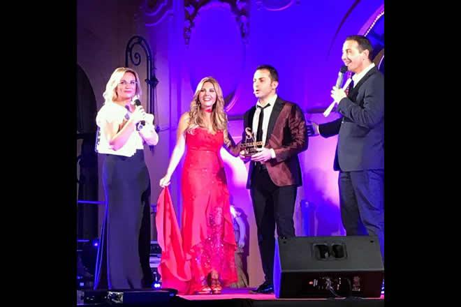 Premio Eccellenze del Sud 2017 a Francesco Cicchella