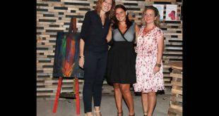 Tre Donne. Foto di Franco Duranti.