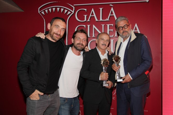 Antonio Manetti, Nero Nelson e Carlo Buccirosso