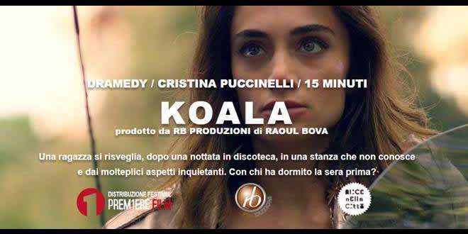 Denise Capezza protagonista in Koala.