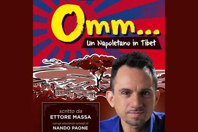 Omm… un napoletano in Tibet di Ettore Massa