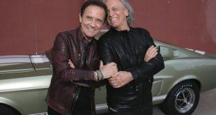 Roby Facchinetti e Riccardo Fogli per Insieme. Foto di Luisa Carcavale.