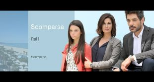 Eleonora Gaggero, Vanessa Incontrada e Giuseppe Zeno in Scomparsa su Rai 1. Foto da pagina Facebook.