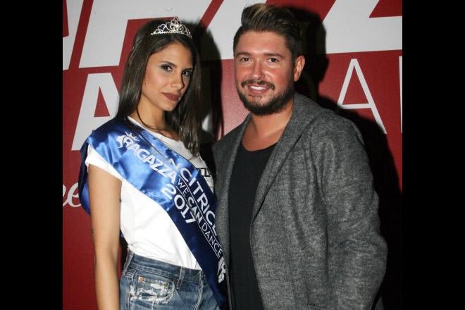 Erika Vanacore, Ragazza We Can Dance 2017 con il patron Stefano Piacenti