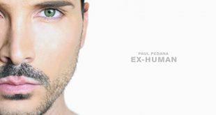 Ex Human, la copertina del disco di Paul Pedana