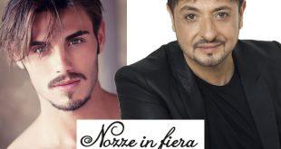Francesco Monte e Gigi Finizio a Nozze in Fiera 2017