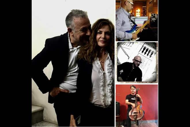 Giuliana De Sio e Marco Zurzolo in trio per Fabula. Foto da Facebook.