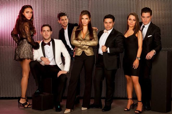 I protagonisti di Riccanza 2. Foto Ufficio Stampa.