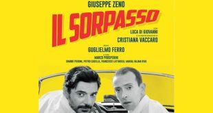 Il Sorpasso a teatro con Giuseppe Zeno