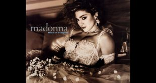 La copertina di Like a Virgin di Madonna