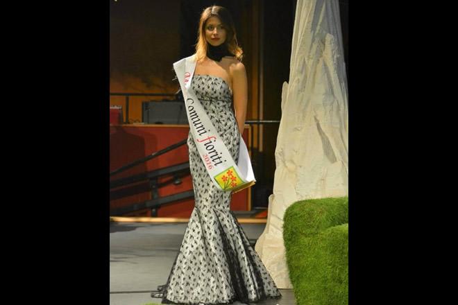 Maria Trofimciuc, Miss Comuni Fioriti 2016