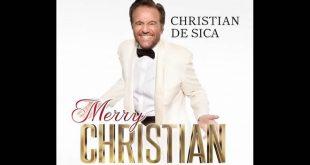 Merry Christian, l'album di Christian De Sica
