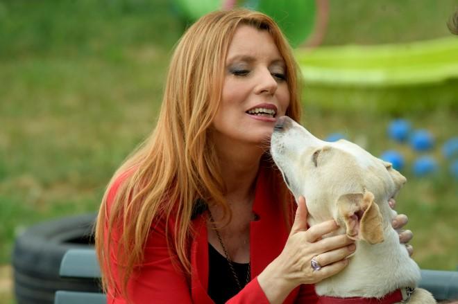 Michela Vittoria Brambilla torna con Dalla Parte degli Animali. Foto Ufficio Stampa.