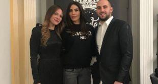 Parliamo di HairStyles con Francesca e Giordano. Tra gli ospiti dell'evento Guendalina Tavassi.