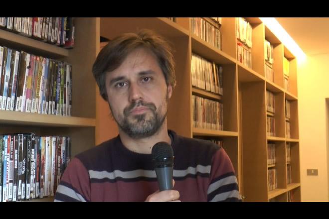 Roberto D'Avascio, Presidente di Arci Movie.