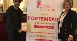 Rosario Miraggio ed Elisa Russo per La Forza delle Donne.