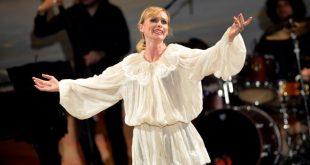 Serena Autieri a Spoleto 56, Festival Dei 2 Mondi. Teatro San Nicolo'. Spettacolo La Scaintosa. Foto di Maria Laura Antonelli.