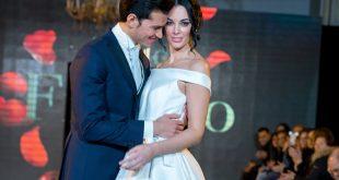 Claudia e Luciano, una coppia vera per Fiorillo