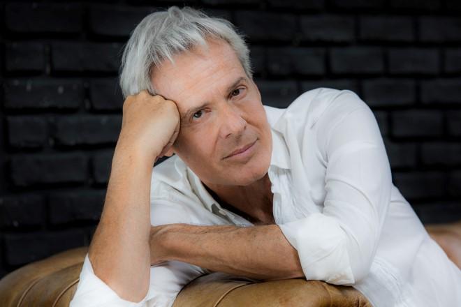 Claudio Baglioni. Foto di Angelo Trani.