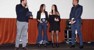 Edoardo De Angelis e le sorelle Fontana premiate al Premio Cinema Campania