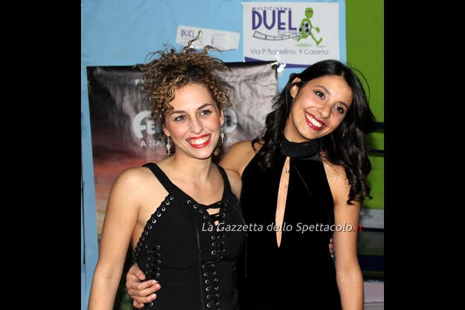 Elena Starace e Piera Russo, regista e protagonista di Uccia.