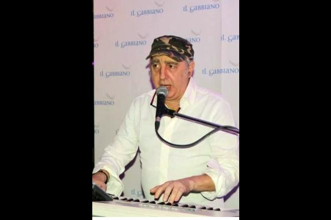 Erminio Sinni live al Christmas Party