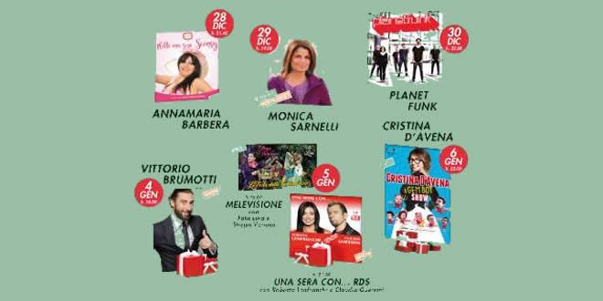 Eventi di Natale 2017 al Centro Commerciale Campania