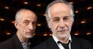 La parola canta con Tony e Peppe Servillo. Foto da Ufficio Stampa.