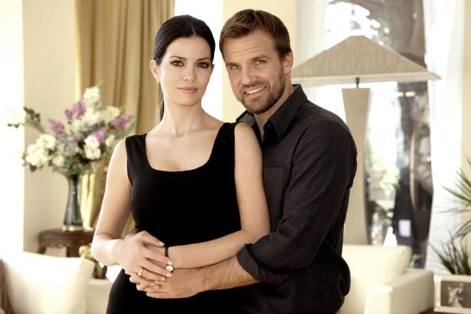 Laura Torrisi e Danilo Brugia. Foto Ufficio Stampa.