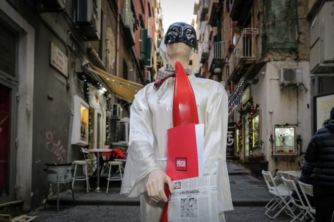 Presentato Paisà. Foto di Marco Carotenuto.