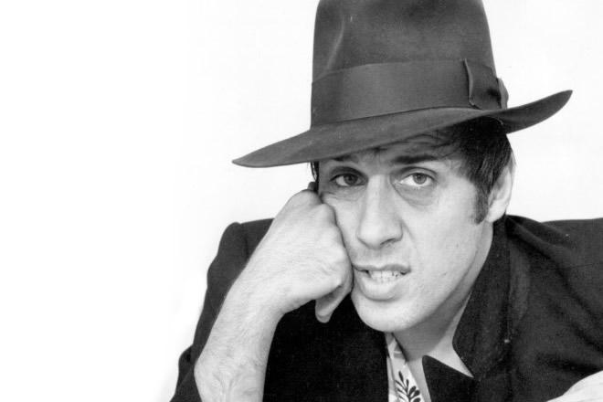 Adriano Celentano. Immagine dal Web.
