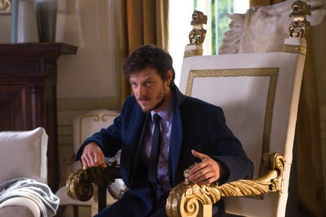 Andrea Bosca in Romanzo Famigliare. Foto da Ufficio Stampa.