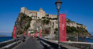 Castello Aragonese, scenario di Ischia Film Festival. Foto da Ufficio Stampa.
