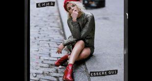 Emma Marrone in uno scatto della fotografa internazionale Kat Irlin per la cover di Essere Qui.