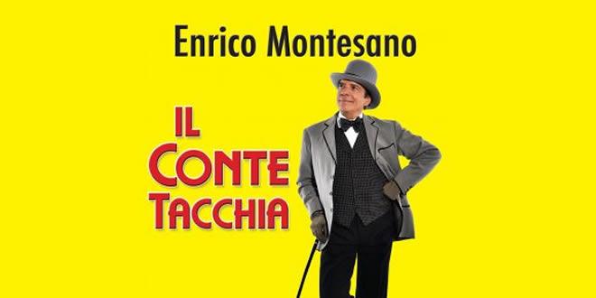 Enrico Montesano in Il conte Tacchia