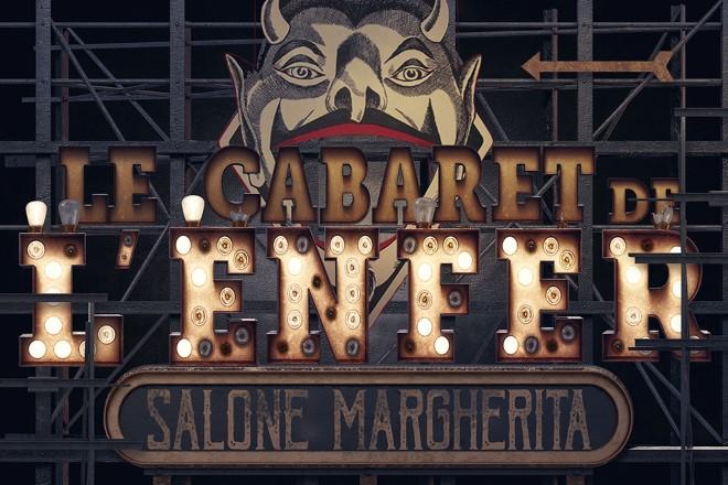 Le Cabaret de l'Enfer in scena con Ade al Salone Margherita