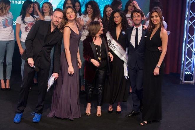 Momento finale di Miss 365 del 2018. Foto da Ufficio Stampa