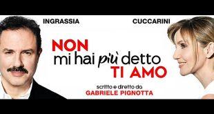 Non mi hai più detto ti amo con Giampiero Ingrassia e Lorella Cuccarini