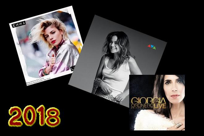 Novità discografiche 2018