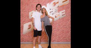 Tommaso Zorzi e Roberta Ruiu per Dance Dance Dance. Foto da Ufficio Stampa