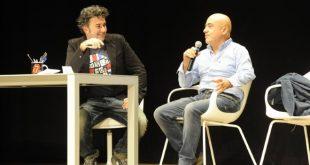 Andrea Vasumi con Paolo Cevoli per CialtroNight