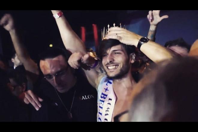 Fernando Manca eletto il più bello d'Italia. Foto da Facebook