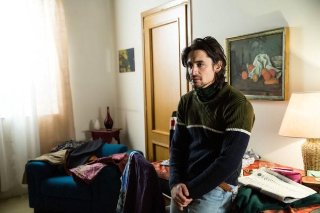 Giulio Beranek in una foto di scena