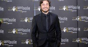 Lino Guanciale al Premio Penisola Sorrentina Arturo Esposito