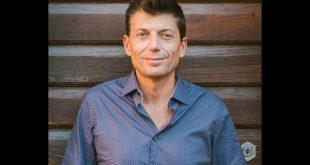 Lo scrittore Stefano Conti