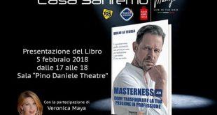 Masterness Job presentato a Casa Sanremo