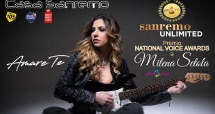 Milena Setola a Casa Sanremo