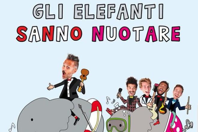 Paolo Franceschini, Gli elefanti sanno nuotare