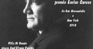 Premio Enrico Caruso 2018 - Napoli