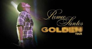 Romeo Santos - Golden Tour 2018